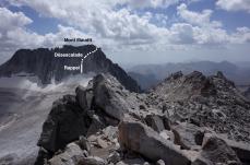 Descente Mont Maudit