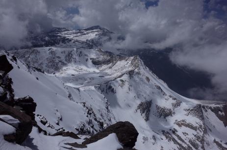 Vers le Pic Veleta