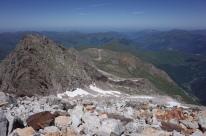 Au sommet du Lezat, le Grand Quayrat ne semble pas bien loin